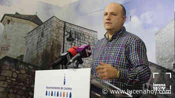 """Del Espino dice que el PP difunde """"una visión catastrofista"""" de la situación de la limpieza en la ciudad y anuncia nuevas contrataciones - Lucena Hoy"""
