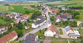 Der kleine Ort Pinningen in Blieskastel hat eine bewegte Geschichte - Saarbrücker Zeitung