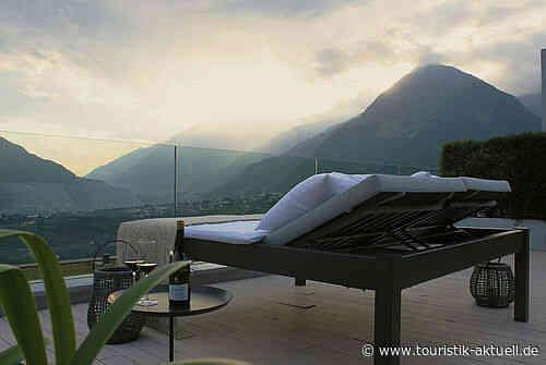 Südtirol: Romantische Nacht im Spa
