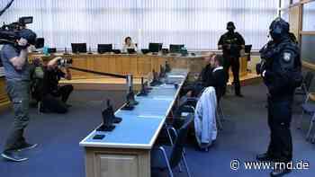 Prozess zum Halle-Attentat: Gutachten bestätigt Gefährlichkeit der Waffen - RND