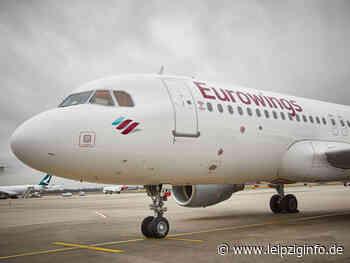 Neue Strecke von Eurowings am Flughafen Leipzig/Halle - LEIPZIGINFO.DE