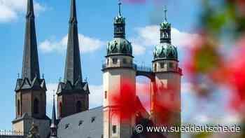 Marktkirche Halle bald mit neuen touristischen Angeboten - Süddeutsche Zeitung