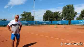 TSV Obersontheim: Im Winter soll in der neuen Halle Tennis gespielt werden - SWP