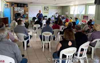 Realiza Rafael Espino gira de trabajo en Cuauhtémoc - El Sol de Parral