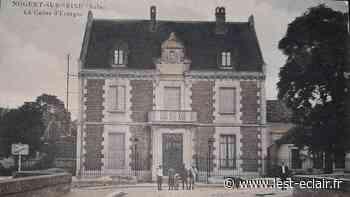 Souvenez-vous: la Caisse d'épargne à Nogent-sur-Seine - L'Est Eclair