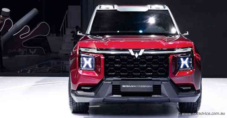 General Motors reveals Wuling Hong Guang X concept in China