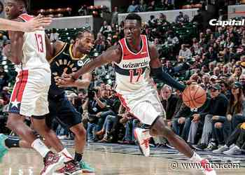 Wizards face Pacers Monday afternoon in third seeding game