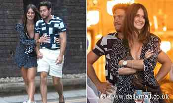 Niall Horan and new girlfriend Amelia Woolley enjoy date - Daily Mail