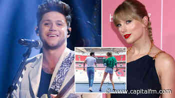 Niall Horan Calls Taylor Swift's 'Folklore' Album 'Beautiful' And Hails Her A 'Genius' - Capital