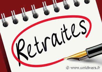 Ma retraite, je la prépare Cité des Métiers de Saint-Quentin-en-Yvelines mercredi 2 septembre 2020 - Unidivers