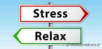 Sensibilisation à la gestion du stress Cité des Métiers de Saint-Quentin-en-Yvelines jeudi 10 septembre 2020 - Unidivers
