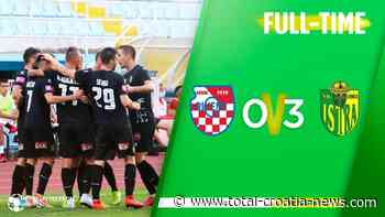 Croatian First League Playoffs: Istra 1961 Tops Orijent in First Match at Kantrida - Total Croatia News