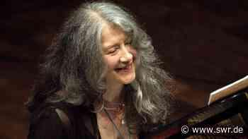 Martha Argerich spielt Liszt in Rom | ARD Radiofestival | SWR2 - SWR