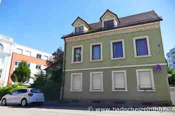 In Lahr ist eine Seniorenanlage mit 38 Wohnungen geplant - Lahr - Badische Zeitung