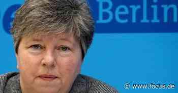 Katrin Lompscher: Berliner Bau-Senatorin tritt wegen Steuer-Affäre zurück - FOCUS Online