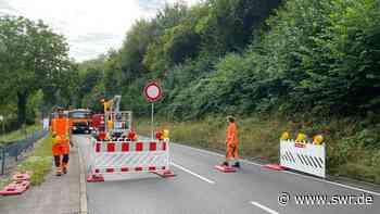 Bau der Hochbrücke: B32 in Horb für zwei Jahre gesperrt   Tübingen   SWR Aktuell Baden-Württemberg   SWR Aktuell - SWR