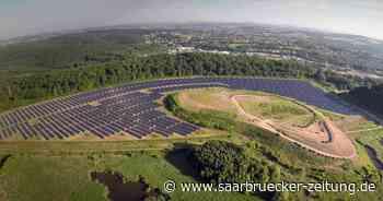 Gemeinsam den Bau von Photovoltaik-Anlagen fördern - Saarbrücker Zeitung