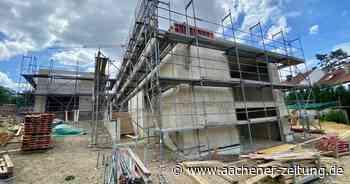 Neue Kita : Dieser Bau ist eine Herausforderung - Aachener Zeitung