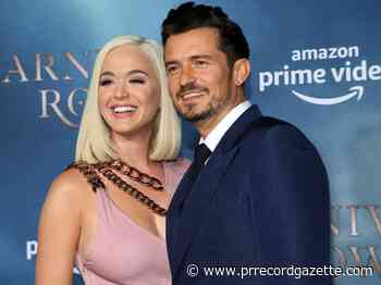 Katy Perry and Orlando Bloom's relationship 'bound' by alien love - Peace River Record Gazette