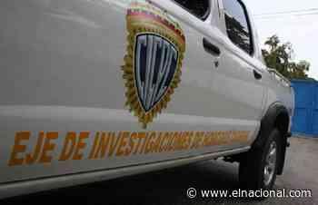 Capturaron a un hombre que abusó sexualmente de su hermana en Ocumare del Tuy - El Nacional