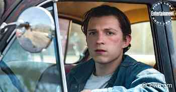 See Tom Holland and Robert Pattinson in first look at 'The Devil All the Time' - EW.com