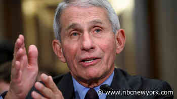 WATCH LIVE AT 4PM: Dr. Anthony Fauci Scheduled to Join Gov. Lamont for COVID-19 Briefing