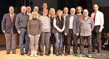 Gut besuchter Neujahrsempfang in Ilsfeld - STIMME.de - Heilbronner Stimme
