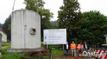 Abwasserkonzept für Schnaittenbach nach 14 Jahren umgesetzt - Onetz.de