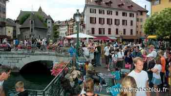 Annecy : masque obligatoire à partir de mardi dans la vieille ville - France Bleu