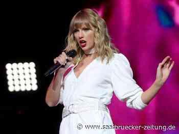 Folklore: Überraschung: Taylor Swift veröffentlicht neues Album - Saarbrücker Zeitung