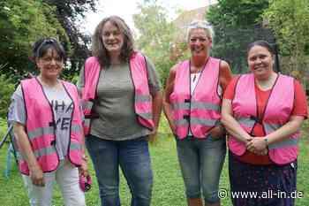 """""""Totfund""""-Gruppe: """"Pink Ladies"""" im Ostallgäu retten Tiere vom Straßenrand - all-in.de - Das Allgäu Online!"""