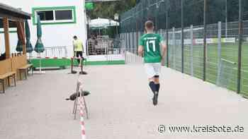 Mehraufwand wegen Corona: Wie die Fußball-Teams die große Hürde meistern - kreisbote.de
