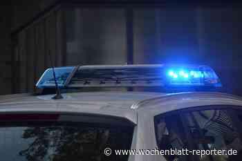 Am Steinbruch Pfeffelbach: Schranke beschädigt und Schloss durchtrennt - Wochenblatt-Reporter