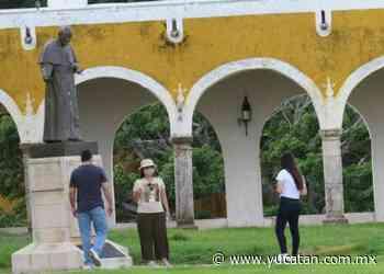 Turismo nacional en Izamal - El Diario de Yucatán