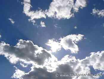 Cielo semi nublado y clima templado prevén para SLP - Código San Luis