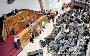 Partidos opositores boicotearán comicios en Venezuela - El Sol de San Luis