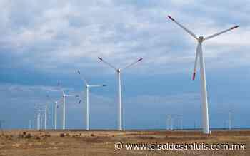 Quadri: La transición energética está en riesgo - El Sol de San Luis