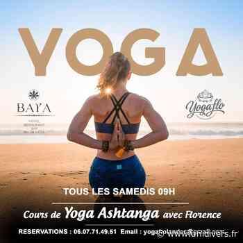Yoga Ashtanga face à l'océan samedi 15 août 2020 - Unidivers