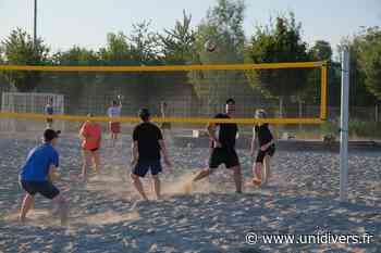 Sport à la plage jeudi 13 août 2020 - Unidivers