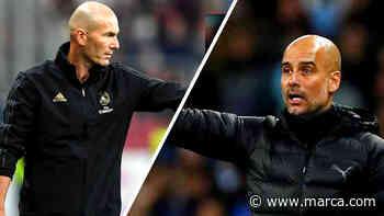 Guardiola frente a Zidane: duelo de reyes - Marca Claro México