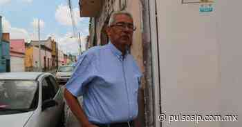 Ricardo Reyes Báez, de 63 años, nuevo alumno de la UASLP - Pulso de San Luis