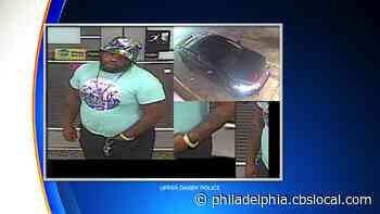Upper Darby Police Searching For Suspect Accused Of Stealing From Wawa Donation Jar - CBS Philly