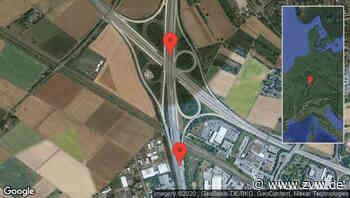Eppelheim: Staugefahr auf A 5 zwischen Heidelberg/Schwetzingen und Heidelberg in Richtung Darmstadt - Staumelder - Zeitungsverlag Waiblingen