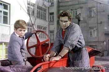Katok i skripka - Die Straßenwalze und die Geige - Heidelberg aktuell
