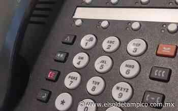 Entran cambios en la marcación telefónica - El Sol de Tampico