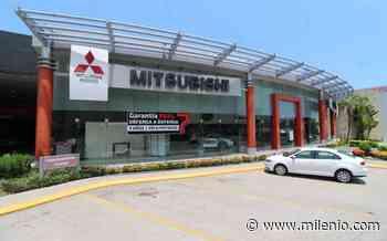 Mitsubishi anuncia permanencia en Tampico - Milenio