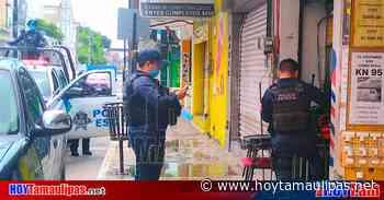 Denuncian robo a estética de Tampico, pero resultó alerta fallida - Hoy Tamaulipas
