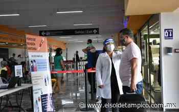 Aeropuerto de Tampico acreditado con el sello Safe Travels - El Sol de Tampico