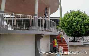 Fortalece Adrián Oseguera un municipio con espacios dignos - El Sol de Tampico