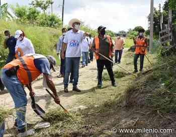 Limpian seis colonias de la zona norte de Tampico - Milenio